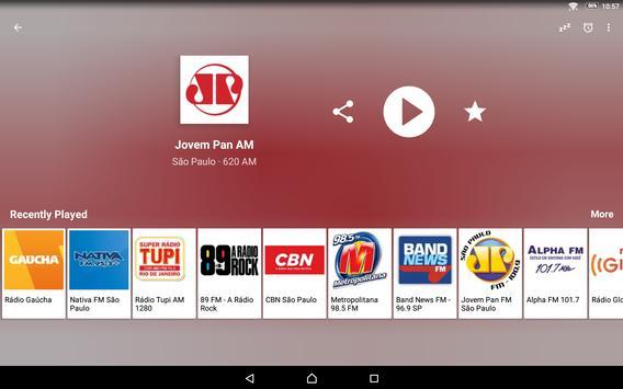 Rádio FM Brasil screenshot 7