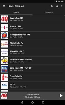 Rádio FM Brasil screenshot 13