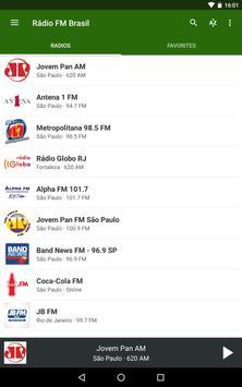 Rádio FM Brasil screenshot 11