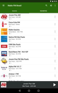 Rádio FM Brasil screenshot 12