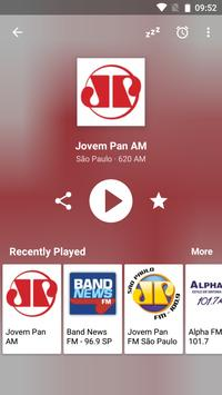Rádio FM Brasil screenshot 1