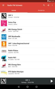 Radio FM Schweiz screenshot 10