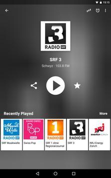 Radio FM Schweiz screenshot 11