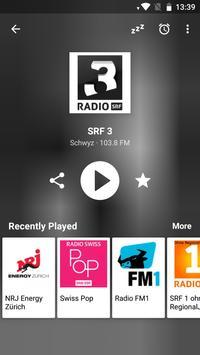 Radio FM Schweiz screenshot 1