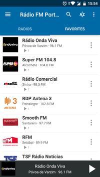Radio FM Portugal screenshot 6