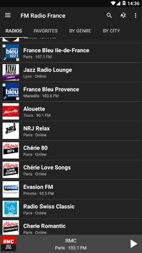 FM Radio France - AM FM Radio Apps For Android screenshot 7