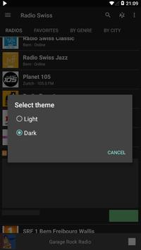 Radio Swiss - AM FM Radio Apps For Android screenshot 7
