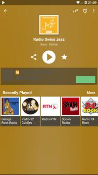 Radio Swiss - AM FM Radio Apps For Android poster
