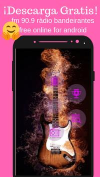 fm 90.9 ràdio bandeirantes free online for android poster
