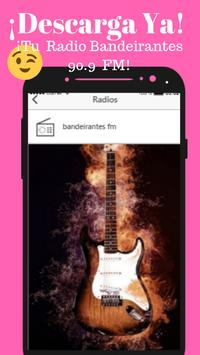 fm 90.9 ràdio bandeirantes free online for android screenshot 2
