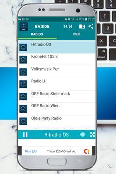 Radios Austria - WebRadio.Tirol FM Free screenshot 1