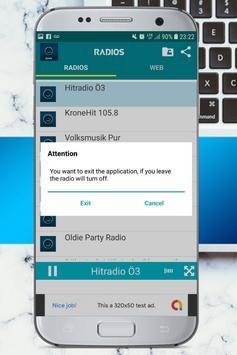 Radios Austria - WebRadio.Tirol FM Free screenshot 4