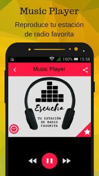 Estaciones de Radios Cristianas de Mexico screenshot 2