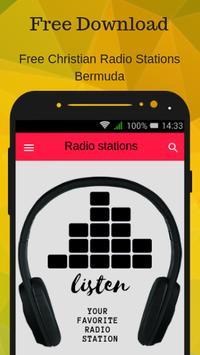 Free Christian Radio Stations Bermuda poster