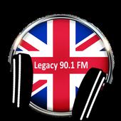 Legacy 90.1 FM icon