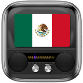 Radio Mexico Free - Mexican Radio Stations icon