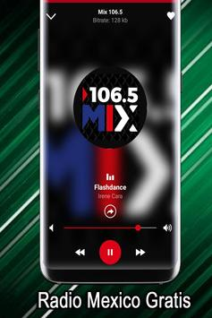 Radio Mexico Free - Mexican Radio Stations screenshot 9