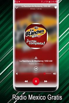 Radio Mexico Free - Mexican Radio Stations screenshot 11