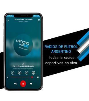 Argentine Soccer Radios screenshot 11