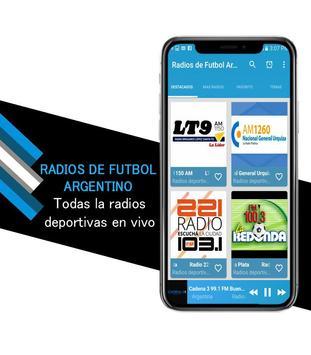 Argentine Soccer Radios screenshot 2