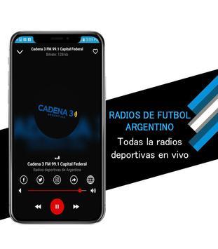 Argentine Soccer Radios screenshot 9