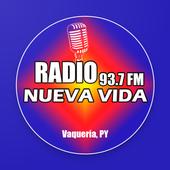 Radio Nueva Vida FM 93.7 - Vaquería icon