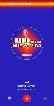 Radio Nueva Vida FM 93.7 - Vaquería screenshot 1