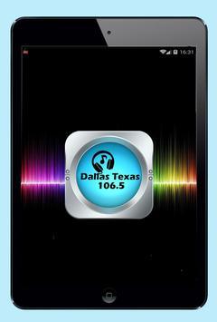 Radio 106.5 FM Radio De Dallas Texas 106.5 FM screenshot 4