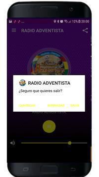 Radio Adventista screenshot 2