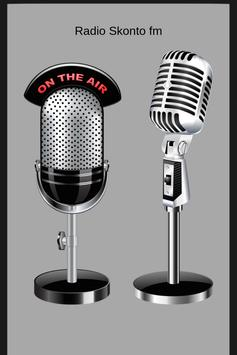 Radio Skonto fm poster