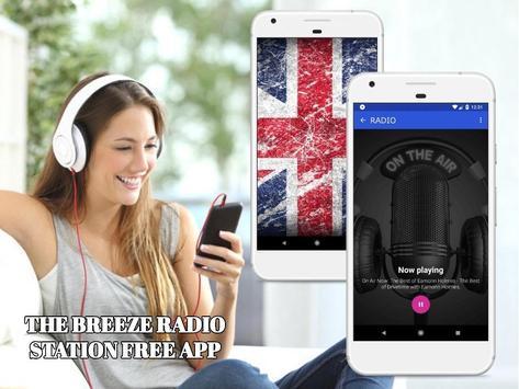 The Breeze Radio Station Free App Online screenshot 4