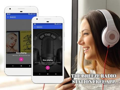 The Breeze Radio Station Free App Online poster