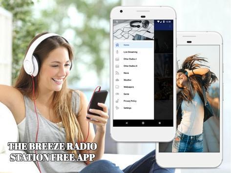 The Breeze Radio Station Free App Online screenshot 3
