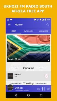 Ukhozi FM Radio Station Free App Online ZA screenshot 1