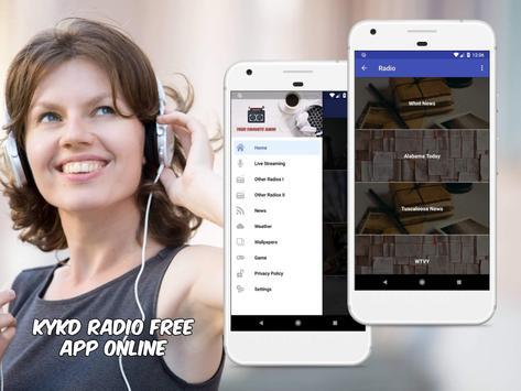 KYKD Radio Free App Online screenshot 2
