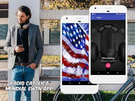 Radio Catolica Mundial EWTN Free App Online for Android - APK Download