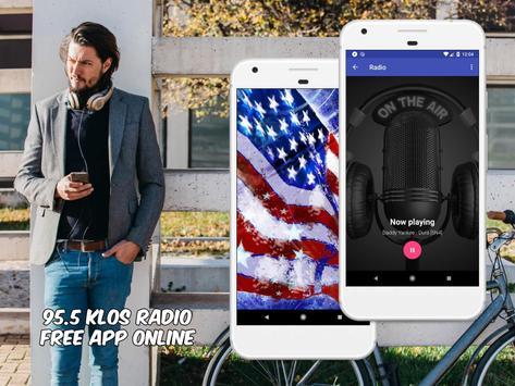 95.5 KLOS Radio Free App Online screenshot 3