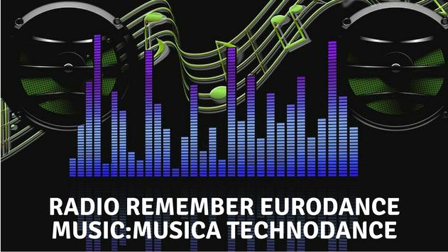 Radio Remember Eurodance Music:Musica Technodance screenshot 4