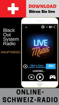 """Black Out System Radio"" Free Online screenshot 2"