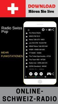 Radio Swiss Pop Free Online screenshot 4
