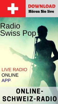 Radio Swiss Pop Free Online screenshot 13
