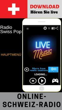 Radio Swiss Pop Free Online screenshot 10
