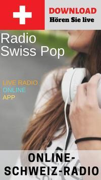 Radio Swiss Pop Free Online screenshot 1