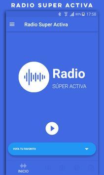Radio Super Activa poster