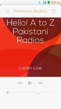 Pakistan FM Radio All Stations poster