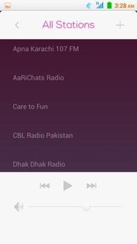 Pakistan FM Radio All Stations screenshot 1