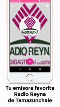 Radio Reyna de Tamazunchale Gigante del Cuadrante screenshot 2