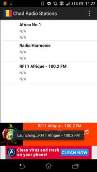 Chad Radio Stations screenshot 16