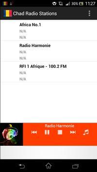 Chad Radio Stations screenshot 2