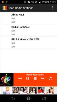 Chad Radio Stations screenshot 4
